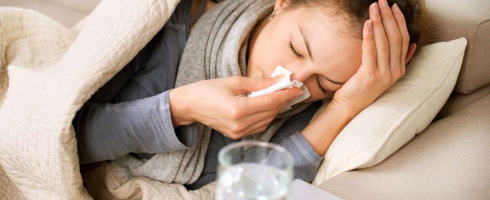 Krank im Urlaub