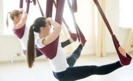 Aerial Yoga in Deutschland