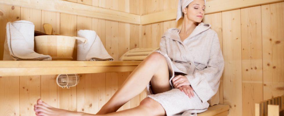 Wer darf in die Sauna gehen?